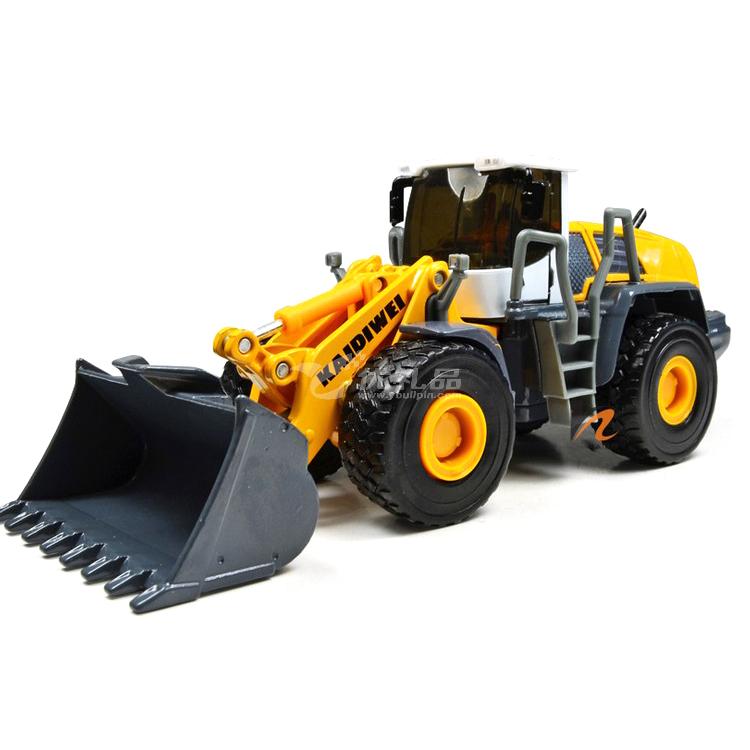 1:50全合金工程车系列之大型铲车模型定制