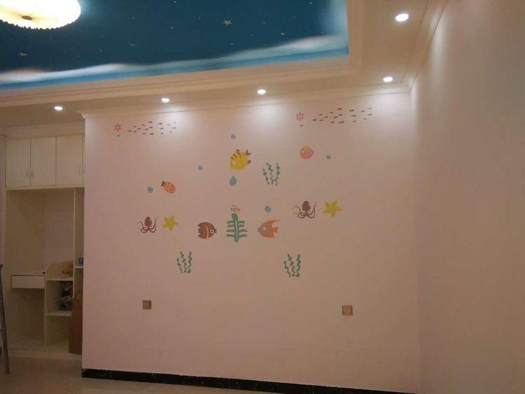 室内艺术涂料装修案例