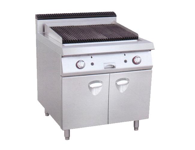 电火石烧烤炉连柜座