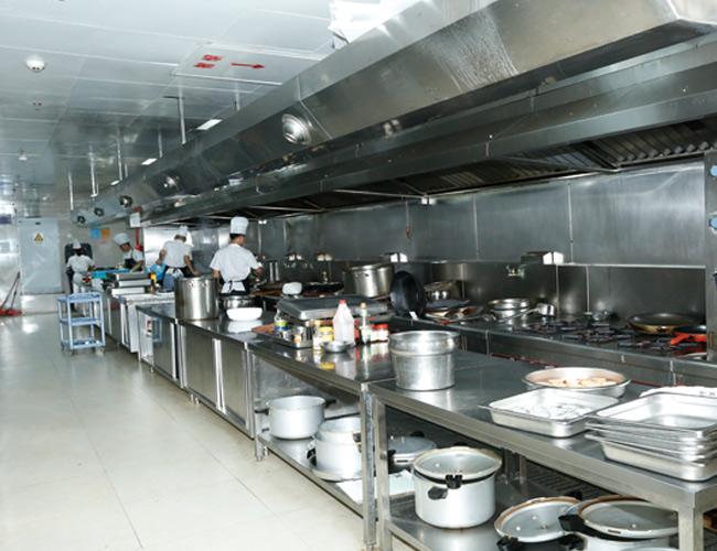 福建不锈钢厨房设备