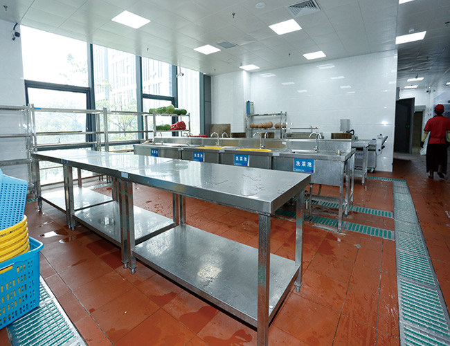 不鏽鋼廚具安装