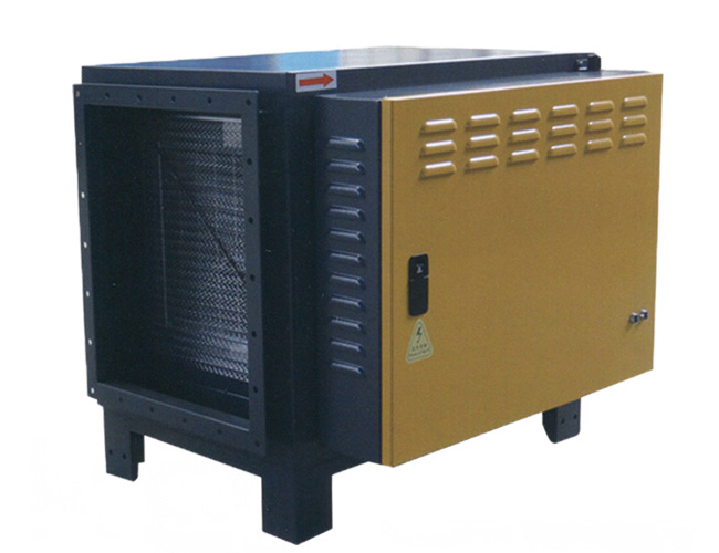 高性能油烟净化器