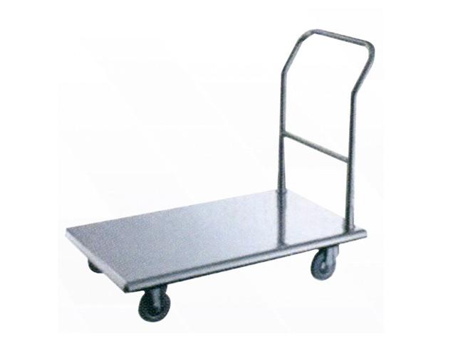 载重式平板车