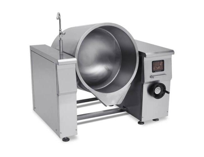 电磁摇摆汤锅