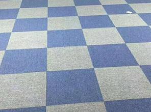 方块地毯生产