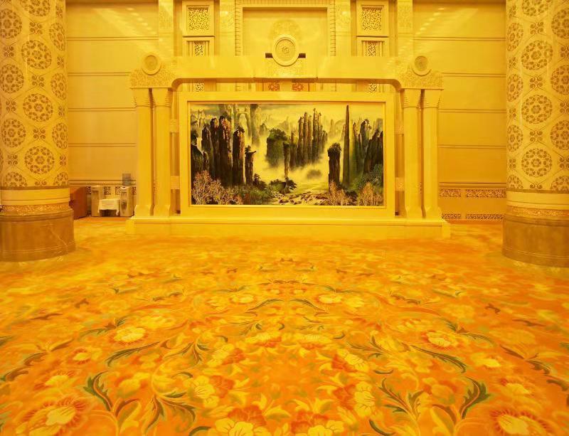如何选择酒店地毯及如何清理?
