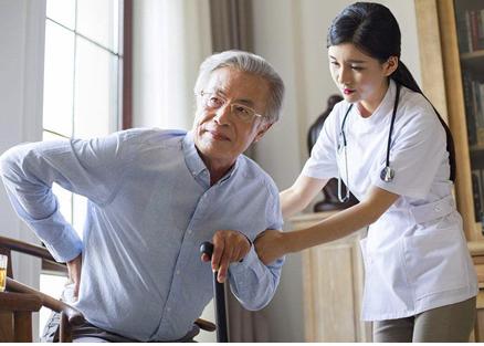 居家养老护理培训