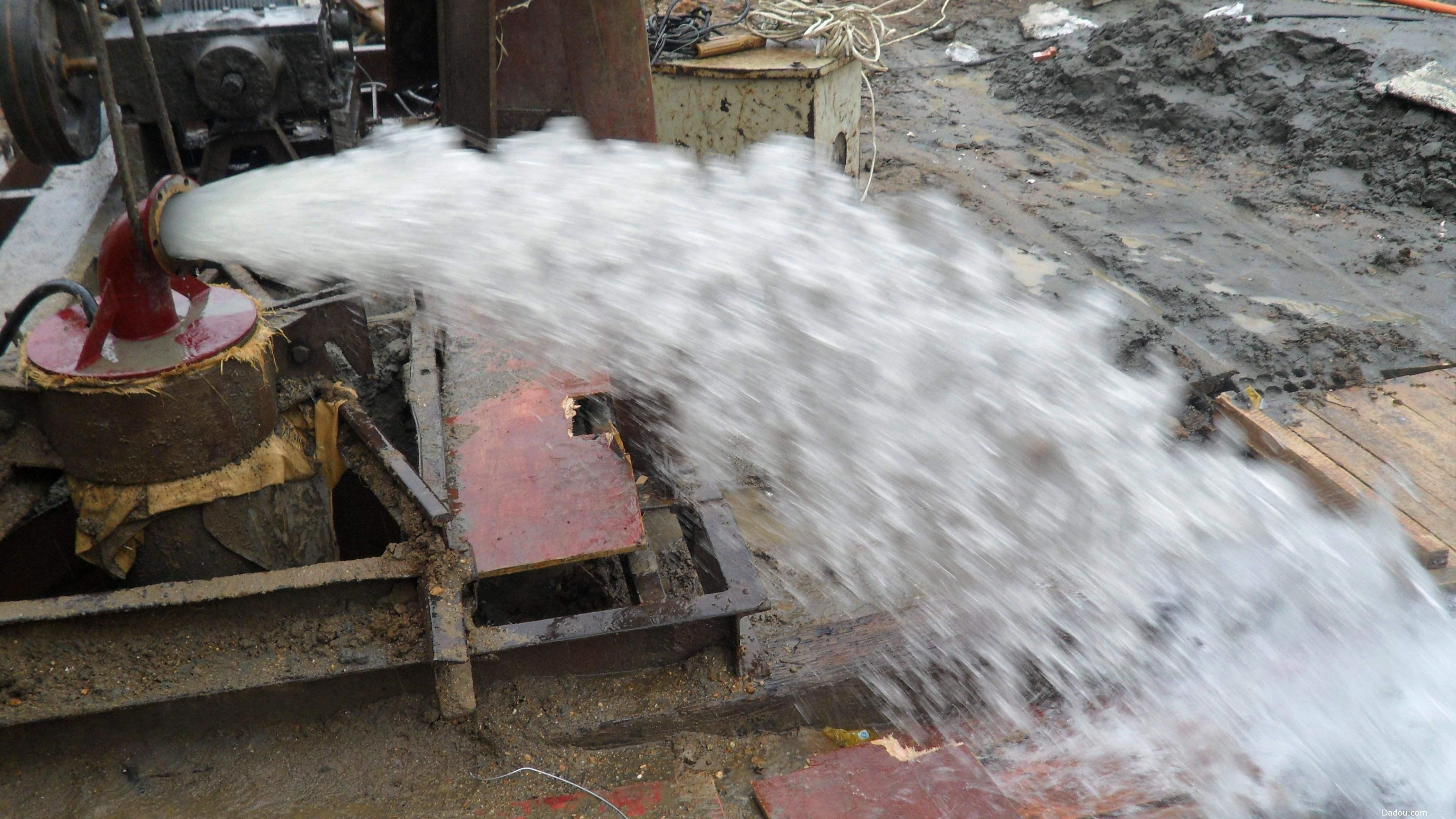 食品厂深水井