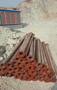 管井降水施工