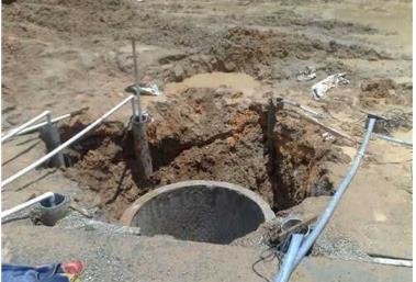地基降水处理