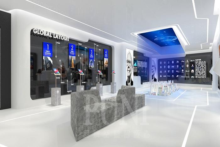 财鑫金控-企业展厅