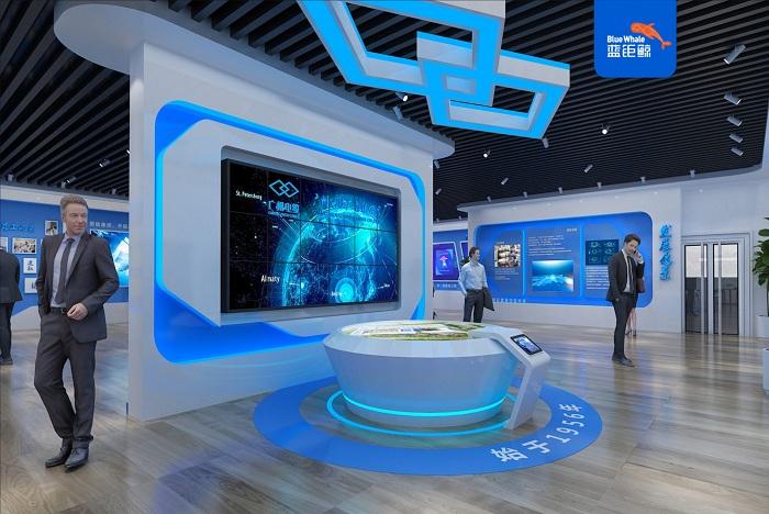 广州电缆-企业展厅