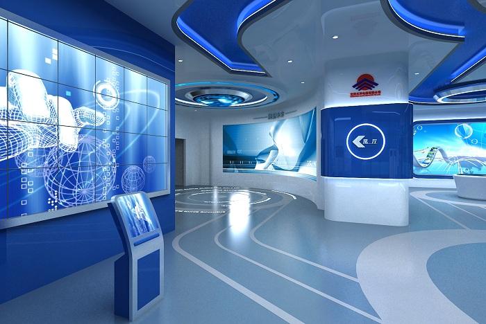 沈阳三洋-展厅设计