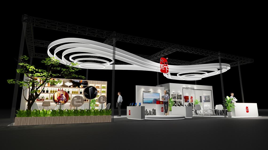 上海展会搭建公司的需要怎样的构建布局?