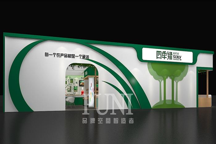 上海展台设计搭建的总体思路是怎么样的呢?