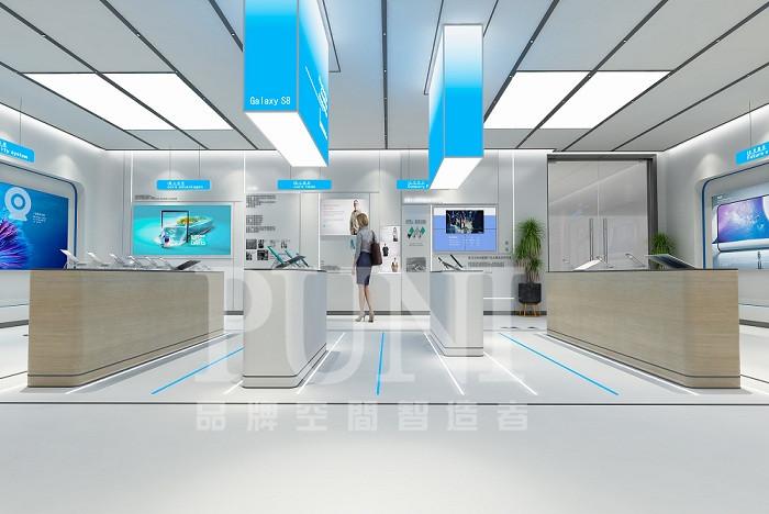 京东方杰恩特喜-展厅设计