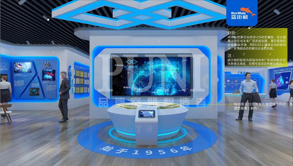 广州电缆-企业展示馆