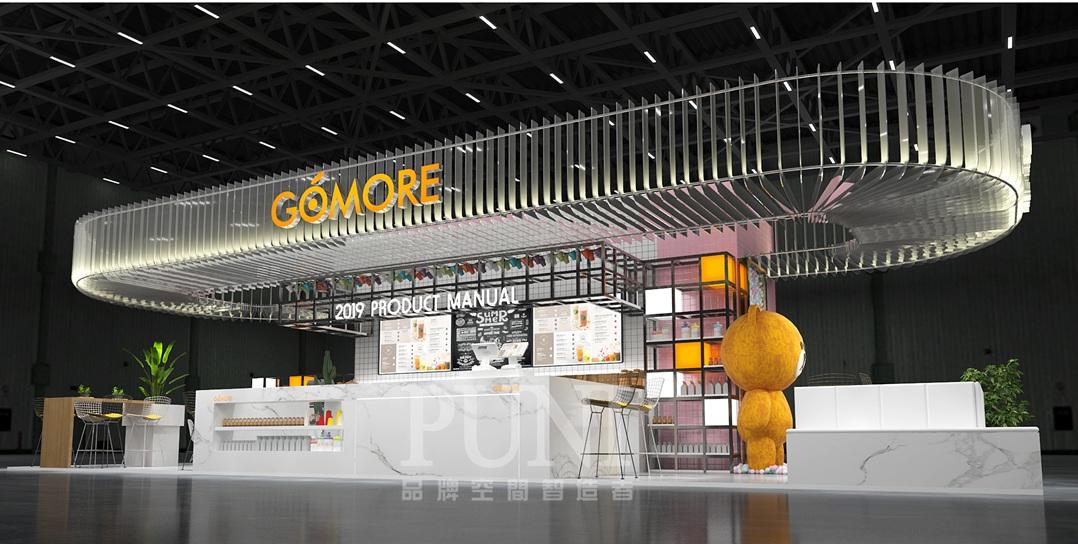 普尼与果美味就2019年广州酒店用品展达成合作!