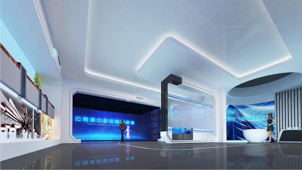 展厅多媒体中控系统方案