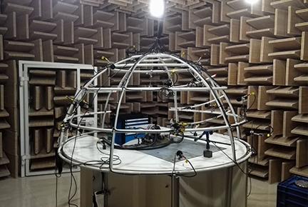 消音测试房