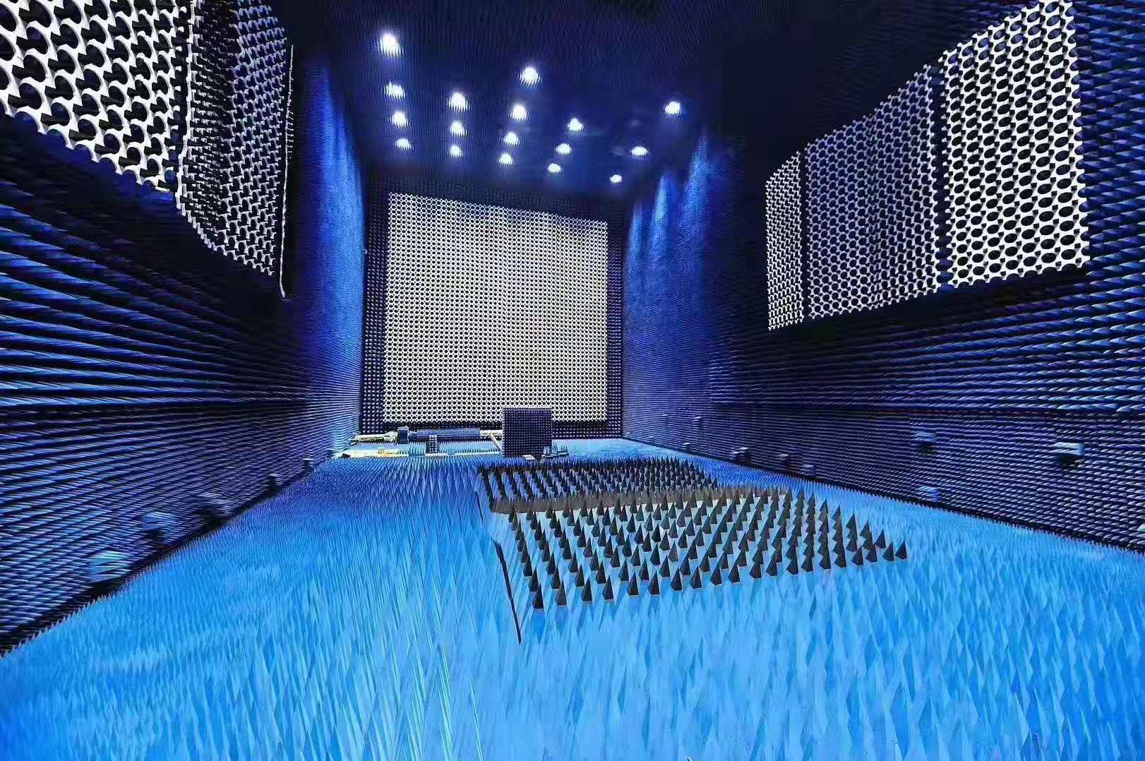 上海微波暗室