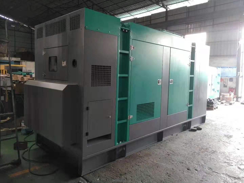 上海发电机隔声箱