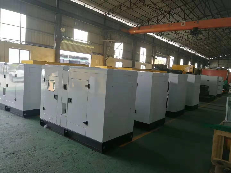上海静音箱发电机