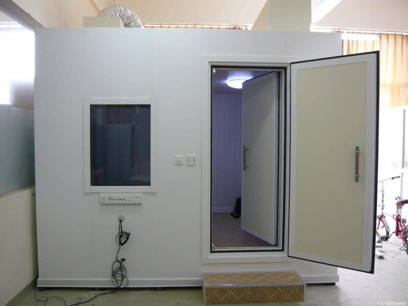 屏蔽室常见的几种材料