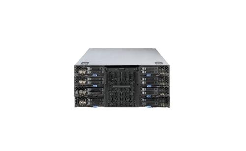 浪潮英信服务器I9000融合架构刀片系统