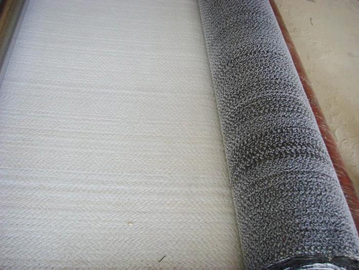 覆膜膨润土防水毯