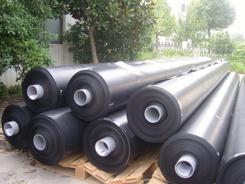 HDPE土工膜 土工膜施工