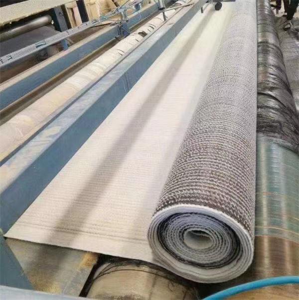 防水毯的使用年限和土工膜相比用该短一些的