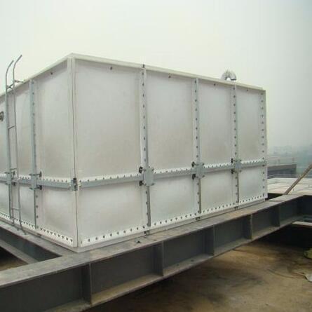 组合式玻璃钢消防水箱