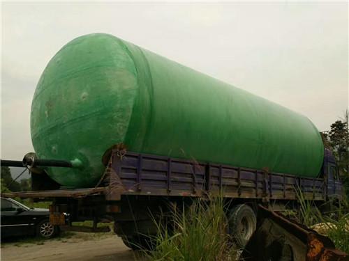 运输式玻璃钢消防水箱