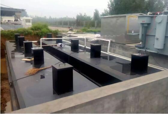城市一体化污水处理设备