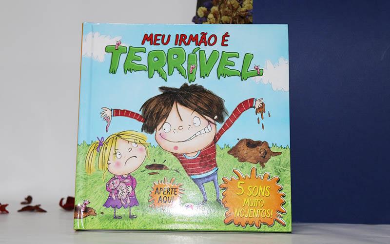 展成儿童书刊·宣传画册