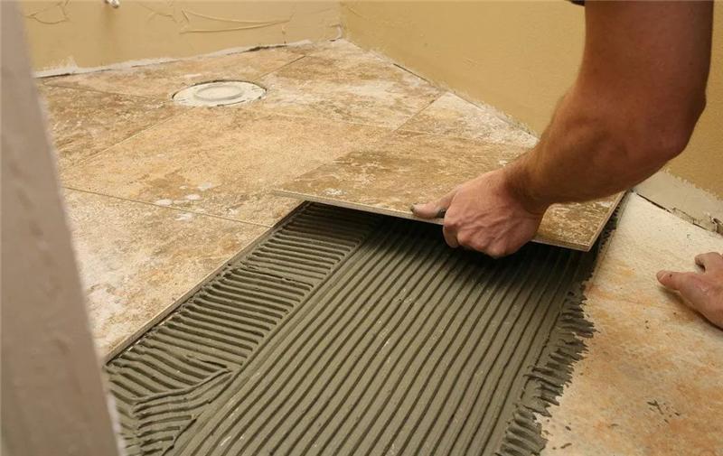 瓷砖胶与水泥的区别