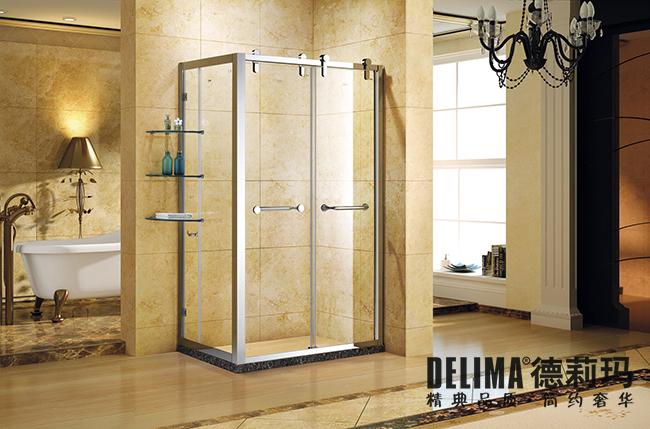 淋浴房品牌专业浅谈告诉你淋浴房清洁与保养最有用方法