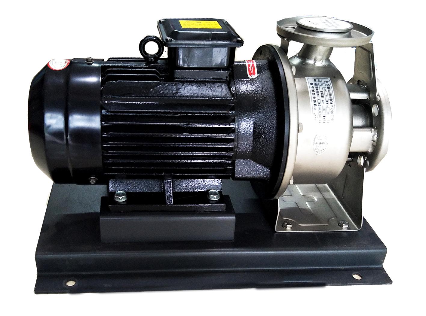 不锈钢离心泵分别有多少中保护线呢其何作用有哪些呢?