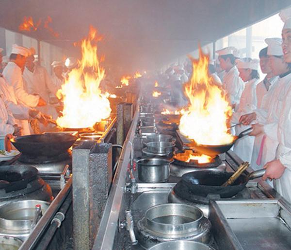 南阳厨师培训班教学风采