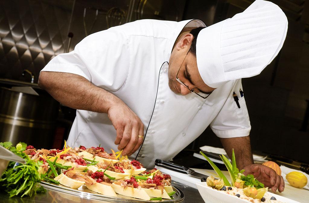 厨师资格证有什么申报流程?厨师证统一发放?厨师有几个级别