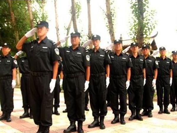 北京场地护卫