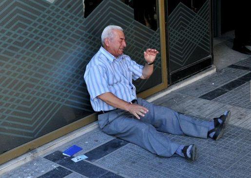 希腊真的很穷吗?真实情况是这样的...