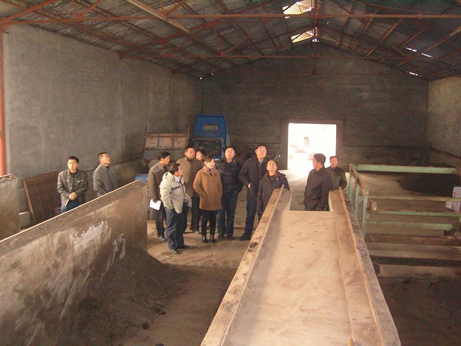 原建发酵池