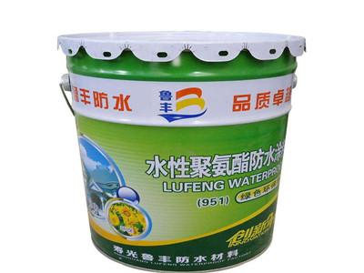新疆聚氨酯防水涂料