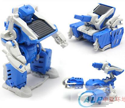 太阳能机器人