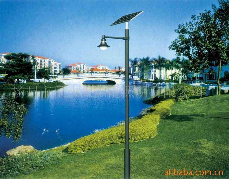 新疆LED太阳能庭院灯厂家