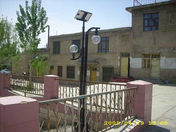 新疆LED太阳能庭院灯维修