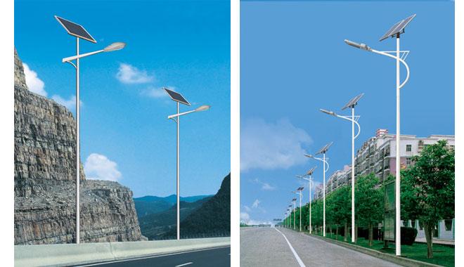 乌鲁木齐太阳能路灯安装