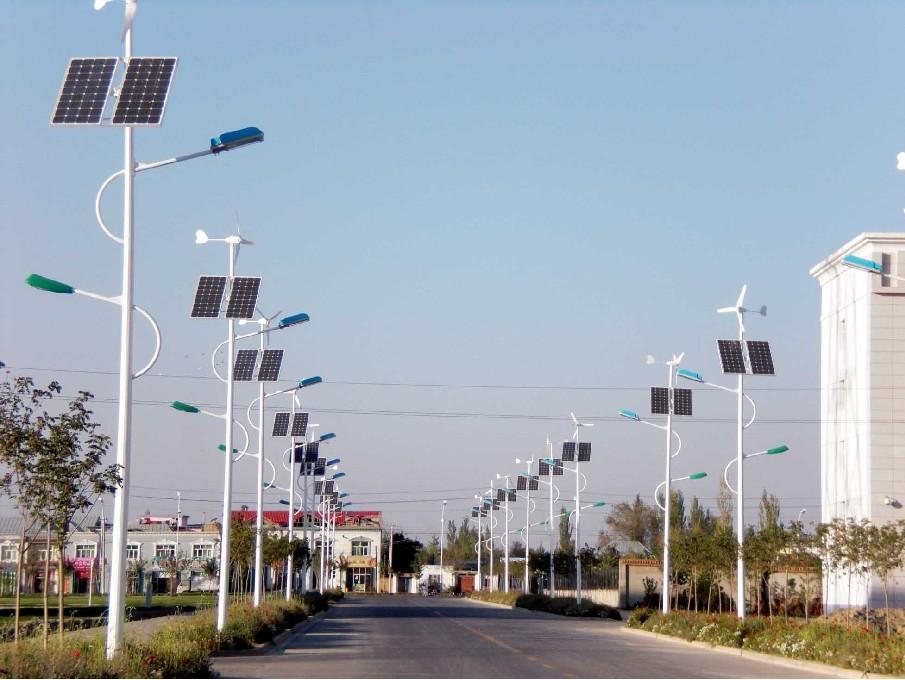 新疆太阳能路灯批发